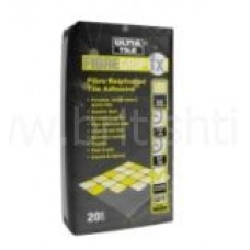 FibreGrip FX Fibre Reinforced grey single part floor adhesive 20 kg by Instarmac