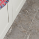 British kitchen floor tiles from big to small sizes