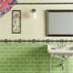 Mackintosh style tiles by Original Style Artworks