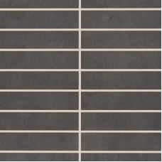 Home Charcoal Mosaic 248mm x 398mm BCT18637