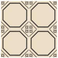 Dolce Black Black tile 8724 Odyssey Grande Original Style