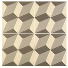 Arcadia Grey Light Grey, Dark Grey tile 8703 Odyssey Grande Original Style